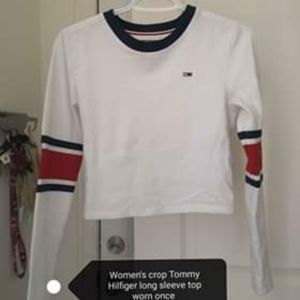 Tommy Hilfiger XS long sleeve top